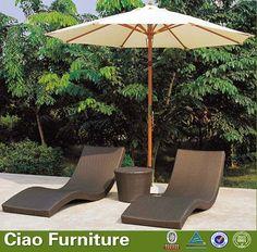 Junto a la piscina de la playa al aire libre muebles de salón silla dimensiones