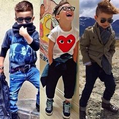 MY FASHION MUSE: This. Kid. Rules.  Wanted to share my current muse: This is Alonso Mateo. He's already a fashion icon & he just turned 6! I think he's a phenomenal dresser & his mom has impeccable taste!  All Saints Other