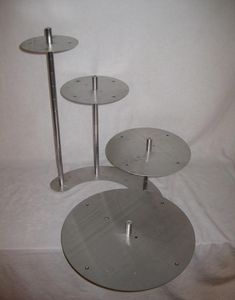 metal stands for wedding cake Best Wedding Cake Stand