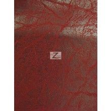 Vinyl Faux Fake Leather Pleather 2 Tone Distressed Granum Pvc Fabric Cordovan Sold By The Yard