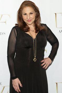 Kathy Najimy still looks great!