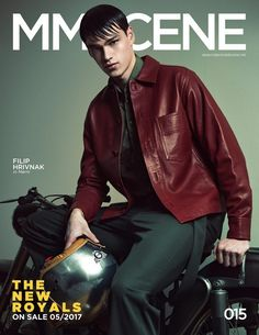 SEE FILIP HRIVNAK IN MARNI FOR MMSCENE 015 – COMING SOON!