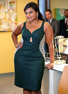 Go inside The Mindy Project's wardrobe closet!