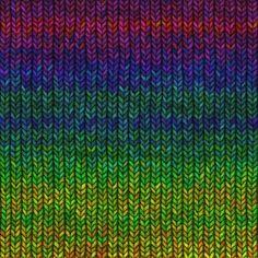 Large Rainbow Knit fabric by bonnie_phantasm on Spoonflower - custom fabric