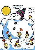 Snow Snoopy