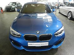 #BMW 120d 5-Türer M Sportpaket harman/kardon FSE LED #iva-premium