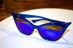 We just love our Dita Hurricanes! the blue is just stunning