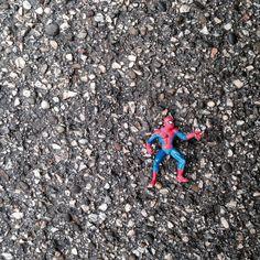 Hanno ucciso l'uomo ragno