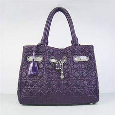christian dior snake grain leather handbag-purple , www.CheapMichaelKorsHandbags#com, discount michael kors handbag,