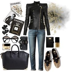 Chic-Outfit-Idea-with-Black-Leather-Jacket.jpg (600×600)