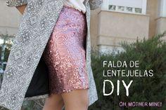 Como hacer una falda para bodas y fiestas muy facil