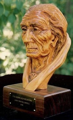woodcarving by Janet Denton Cordell