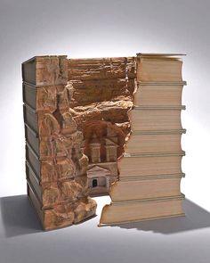 Arte em livros ( literalmente ) VI