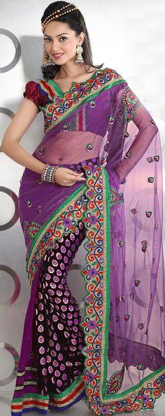 Party Wear Brasso Saree Bollywood Designer Sarees, Indian Designer Sarees, Bollywood Saree, Indian Sarees, Indian Clothes, Indian Outfits, Ballroom Costumes, Indian Princess, Wedding Sarees