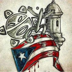 Mi isla del encanto customs and traditions of puerto for Tattoo shops in bridgeport ct