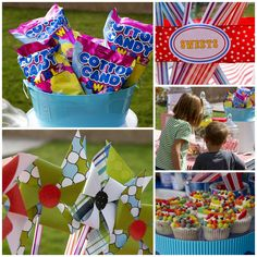 Jack's long awaited Carnival Party finally took place last Saturday. He's been talking about this party for months and was quite involved wi...