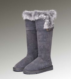 Cheap Uggs Fox Fur Tall 1852 Boots For Women [UGG UK 227] - $190.00 : Cheap UGGs Boots Store Save up to 60%!, Ever comfortable and warm like in heaven, UGG Boots are enjoying an overwhelming popularity all over the world at present.Cheap UGG US Outlet onsale