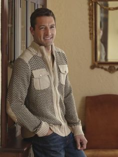 Sweater Jacket by Stacy Adams from Montgomery Ward® | SW66174