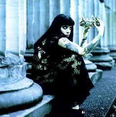Bif Naked - been a fan since the first cd.