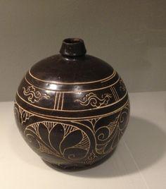 Globular Bottle, 13th century, Jin dynasty