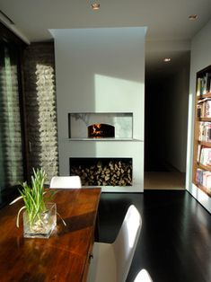 Indoor Wood Fired Oven Design Ideas, Pictures, Remodel, and Decor