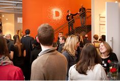 Design Museum Boston   Brand identity for an organization in Boston that educates the public on the role of design.   Designers: Bryant Ross, John Magnifico, Will Thomas, and Peter Strutt   Image 4 of 7