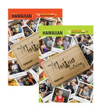 Cooking Hawaiian Style Seasons 1 & 2 (4-DVD Set) - Bring our recipes to life with our Cooking Hawaiian Style DVD's.  If you are homesick or know someone who is homesick, send them a gift of aloha with our DVD's.  http://cookinghawaiianstyle.com/index.php/purchase-dvd-s