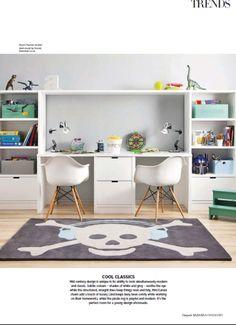 Bobo Kids Room Planner Furniture In Harpers Bazaar Interiors Magazine