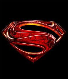 Logo Man of Steel Superman Tattoos, Superman Artwork, Superman Symbol, Superman Movies, Batman Vs Superman, Superhero Movies, Superman Stuff, Superman Hd Wallpaper, 80s Cartoon Shows