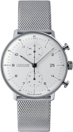 Junghans MAX BILL CHRONO AUTOMATIC 027/4003.44 Herrenchronograph | uhr24