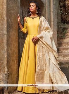 Indian salwar kameez store online to buy designer salwar kameez and salwar suits online. Buy this intriguing kasab and stone work floor length anarkali suit for festival, party and wedding. Salwar Kameez, Churidar Suits, Anarkali Suits, Anarkali Churidar, Long Anarkali, Punjabi Suits, Costumes Anarkali, Anarkali Dress, Lehenga Choli