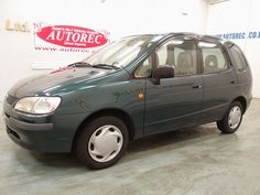 Japanese vehicles to the world: 1998 Toyota Spacio for Zambia to Dar es salaam - 1...