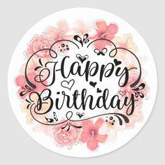 Happy Birthday Logo, Happy Birthday Printable, Happy Birthday Wallpaper, Happy Birthday Wishes Cards, Happy Birthday Cake Topper, Birthday Tags, Happy Birthday Images, Birthday Quotes, Birthday Wishes Flowers