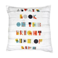 Bright Side Cushion | Dunelm