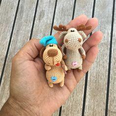 How To Crochet an Amigurumi Rabbit Crochet Animal Amigurumi, Crochet Animal Patterns, Stuffed Animal Patterns, Crochet Dolls, Easter Crochet, Crochet Bunny, Cute Crochet, Crochet Pillow Cases, Crochet Brooch