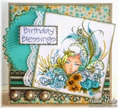 Happy Birthday with Rite of Spring by Aurora Wings - Both Sides of the Paper
