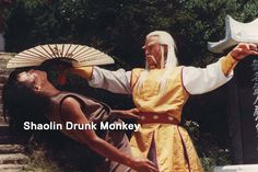 Wu Tang Collection: Shaolin Drunk Monkey