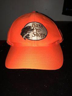 Bass Pro Shops Mesh Adjustable SnapBack Trucker Baseball Fishing Hat Cap   fashion  clothing 78434117e67a