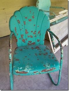 Motel Chair