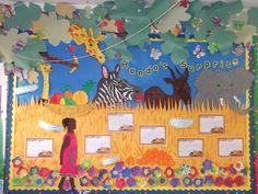 Handa's Surprise - literacy display