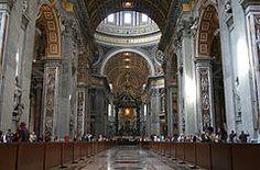 Bazylika św. Piotra na Watykanie – Wikipedia, wolna encyklopedia