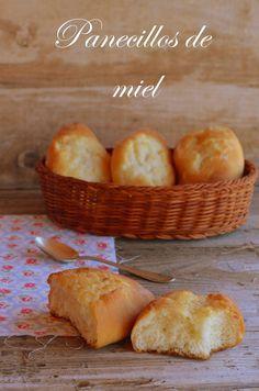 La Cocina de Ani: Panecillos de miel