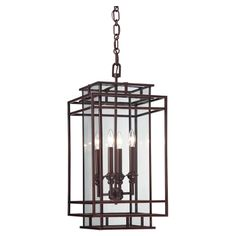 Harmony Pendant: front porch of a craftsman bungalow!