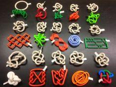 Mit Modellen aus dem 3D-Drucker fand der Student Jonathan Gerhard eine kreative Idee, wie er mathematische Modelle fassbar machen konnte.