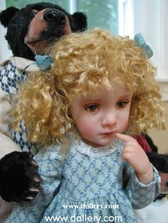 Doll By-Jane Bradbury