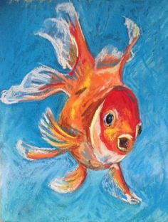 40 Oil Pastel Paintings For Beginners #OilPaintingBeginner #OilPaintingForBeginners