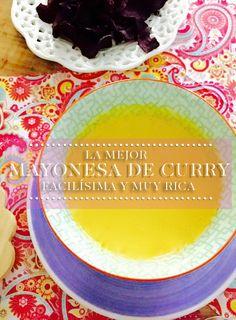 Te la comerás antes de acabarla de preparar. La Mayonesa de Curry, una gran aliada para tus recetas. Una receta facilísima y muy, pero que muy rica, con ingredientes que son muy fáciles de encontrar: Comino, jengibre, curry, mermelada de melocotón, mango, todo con una base de mayonesa casera. Esta ricamayonesa de curry nos da […]