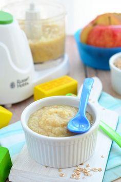 Almás zellerpüré tönkölybúzával a babának recept - Kifőztük, online gasztromagazin