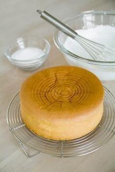 Super Sponge Cake From Scratch