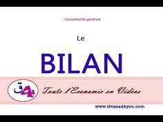 Cours comptabilité générale : le Bilan (Darija) شرح درس - YouTube